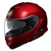 SHOEI NEOTEC II HELMET - WINE RED