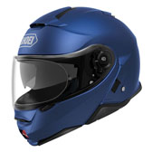 SHOEI NEOTEC II HELMET - BLUE METALLIC